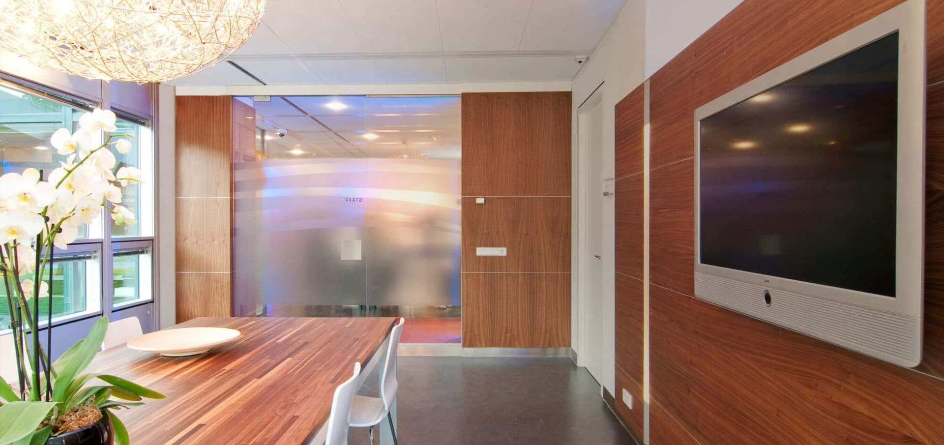 Clinic Amsterdam Meeting Room