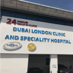 Haartransplantatie kliniek Dubai Hair Science Institute klein