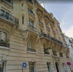 Haartransplantatie kliniek Parijs buiten aanzicht Hair Science Institute